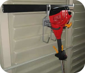 DuraMax Storage System Tool Holder Hook